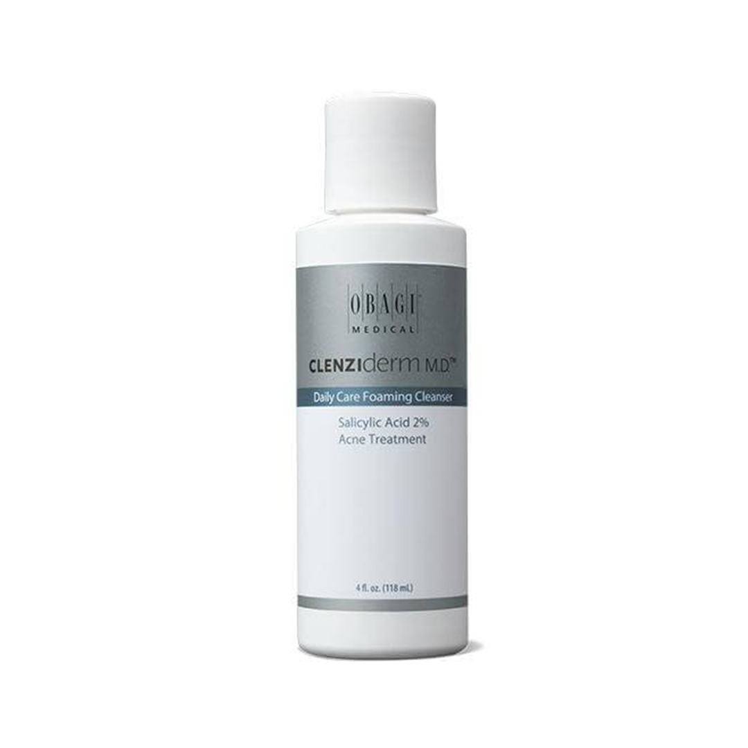 Daily care foaming cleanser