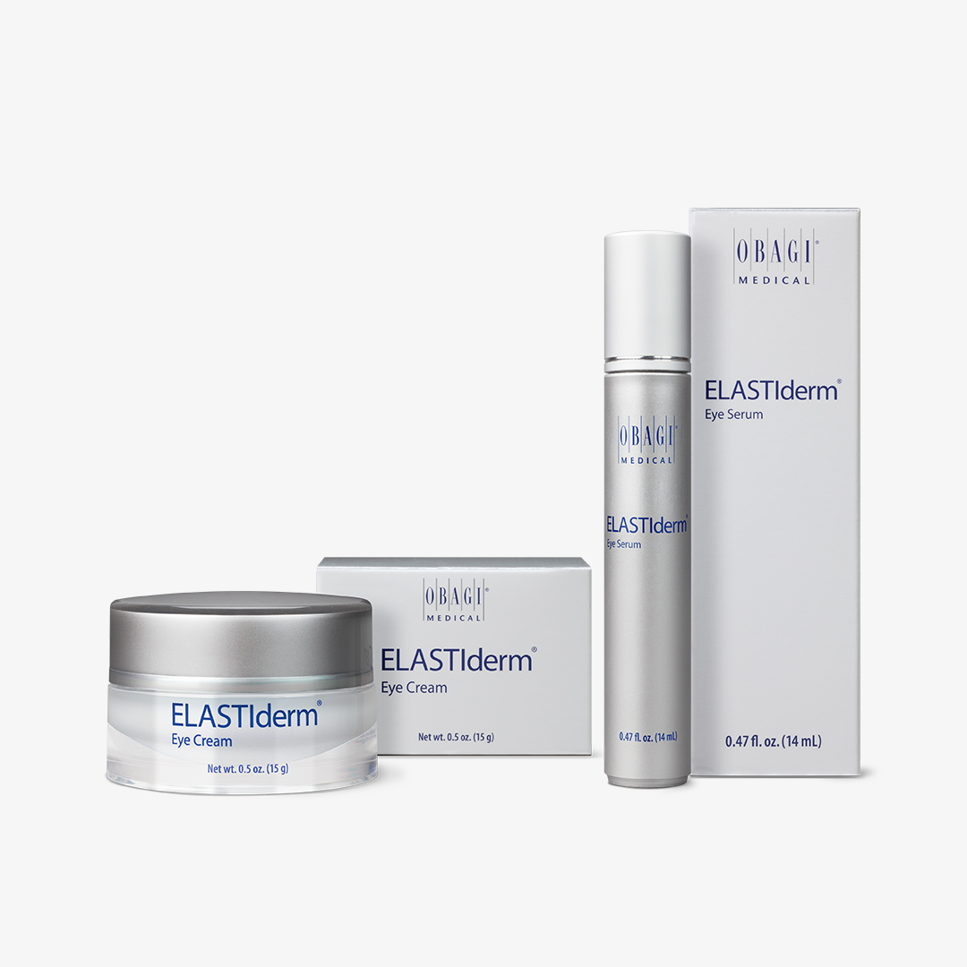 ELASTIderm Product Group with Packaging