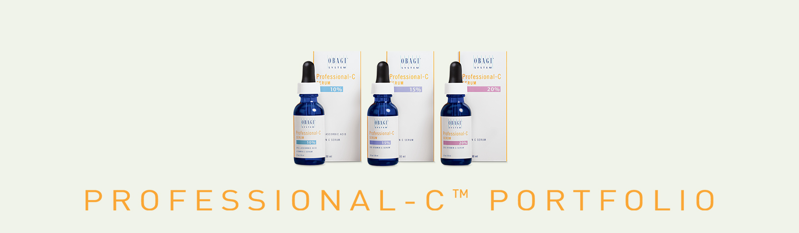 Professional C Serums