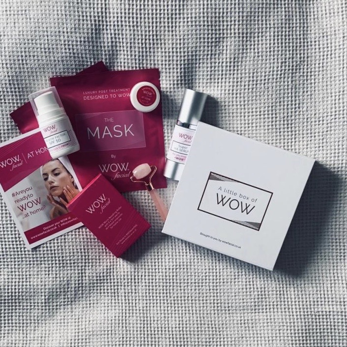 Wow Facial at home kit
